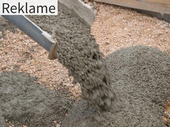 Hvad koster beton pr m3