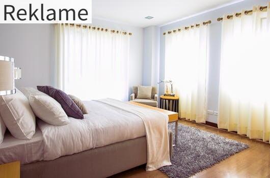 Nye farver på vægge og gulv kan give nyt udtryk i soveværelset ...
