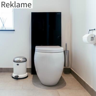 udskiftning af toilet